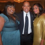 Nnete City of Houston Controller Ron Green and wife