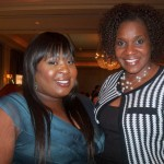 Nnete and City of Houston Council Woman Wanda Adams