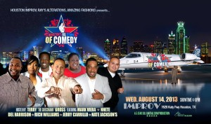 HOUSTON IMPROV AUG 14TH