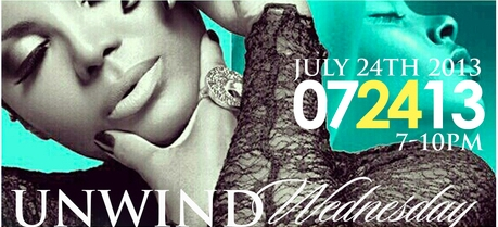 Unwind Wednesday July 24th @ 55 Degree Wine
